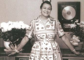 Mrs Mildred Mathis Mother Of Johnny Mathis African