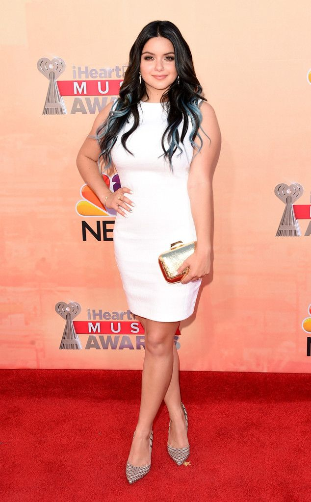 Modern Family's Ariel Winter Is Officially Emancipated: ''I Can't Wait to Embark on My New Adventures''  Ariel Winter, iHeartRadio Music Awards