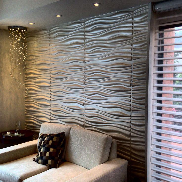 13 best recubrimientos para muros en fibra de bamb www - Estores para balcones ...