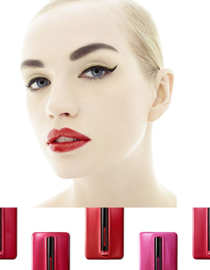 Get this look with laque supreme lip and cheek colour by shu uemura