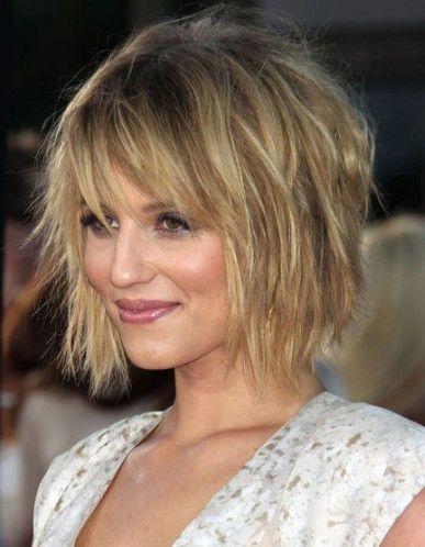 17 meilleures idées à propos de Cheveux Fins Mi Longs sur ...