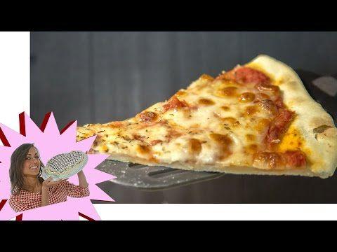 Pizza Senza Lievito - Facile e Veloce - YouTube