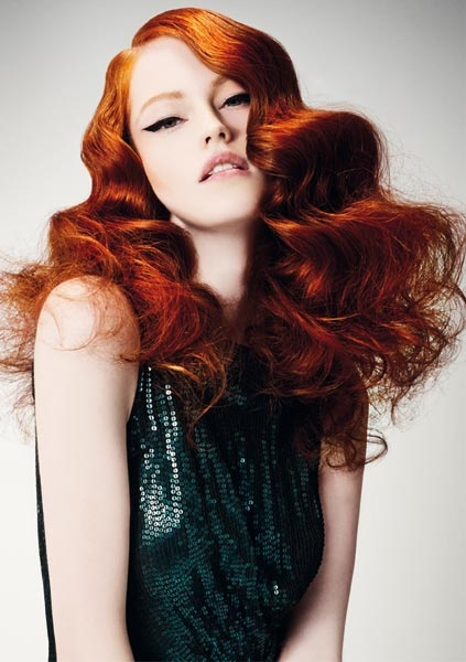 Spring power - SPRING/SUMMER - Estetica Online - The Hairstyling Website