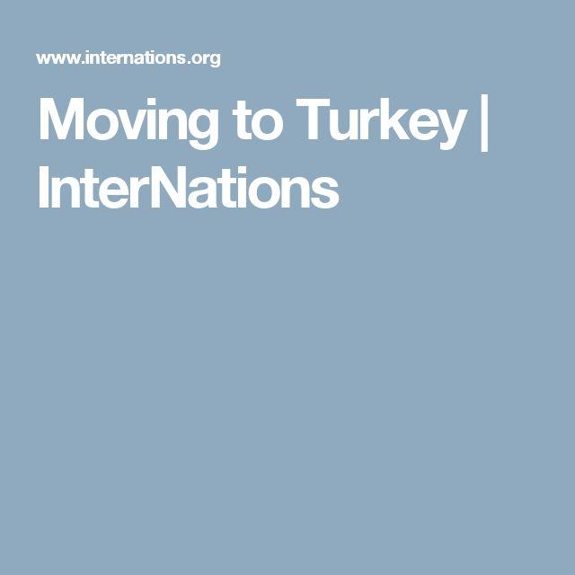 Moving to Turkey | InterNations