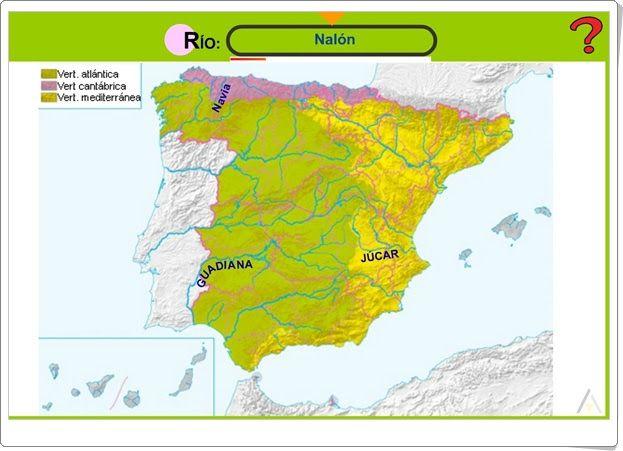 """Ríos de España"" (Editorial Anaya)"