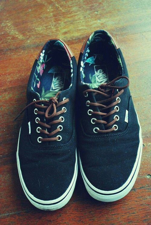 I am also obsessed with vans shoes