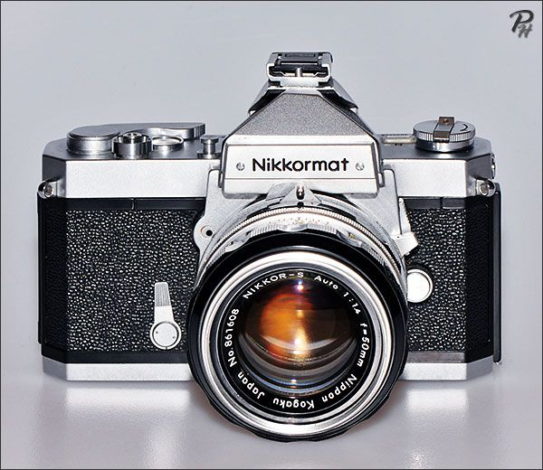 Nikkormat FTn Review http://www.photographic-hardware.info