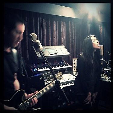 Trent Reznor & Mariqueen Maandig Reznor