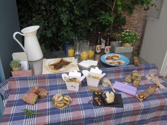 picnic Pinchín at iou store
