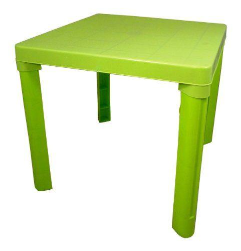 High Quality Green Kids Children Plastic Table Home Garden Picnic PLastic http://www.amazon.co.uk/dp/B009RLXEBU/ref=cm_sw_r_pi_dp_apI0wb00KYZH7