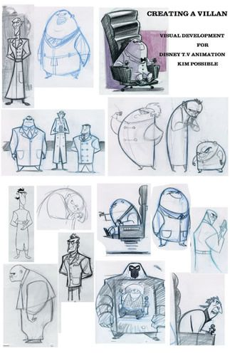 ✤ || CHARACTER DESIGN REFERENCES |