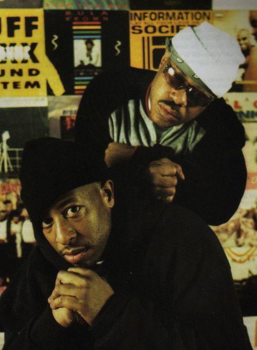 Gang Starr - DJ Premier & Guru