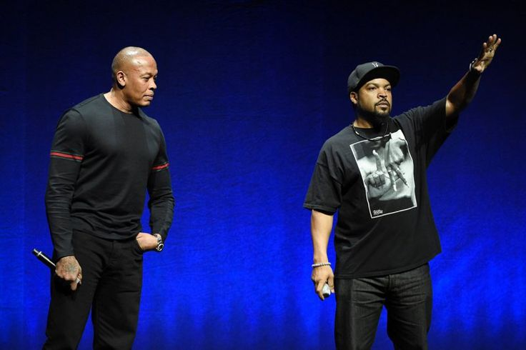 N.W.A. Members to Reunite at This Year's Coachella
