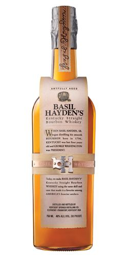 Basil Hayden's® Bourbon