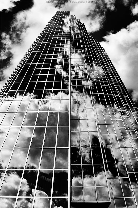 Babel: Clouds, Photos, Reflection, Architectural Photography, Sky, Art, Black White, Architecture