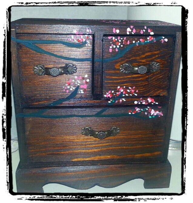 10 best cajas pintadas images on pinterest decorative for Cajas pintadas a mano