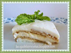 Postre de limón y galletas María. Súper fácil y súper fresco. ¡No te pierdas la receta!