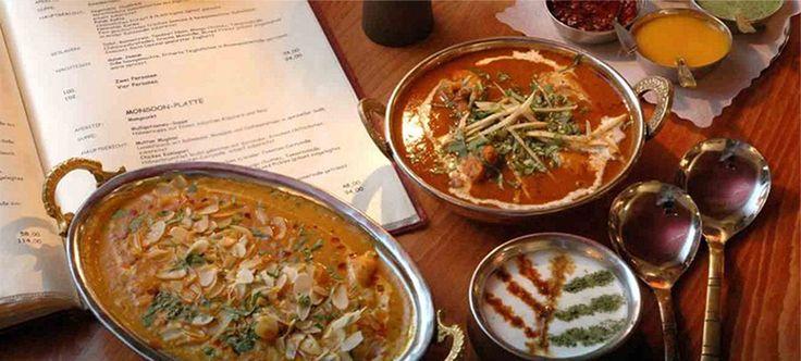 Restaurant Masala - Dinner für Zwei zum halben Preis