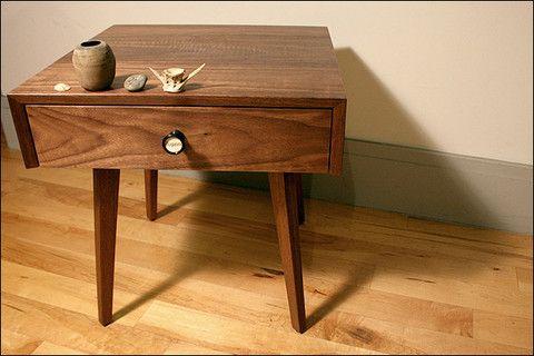 Atlantic Side Table by Volk $2195 TheModernShop