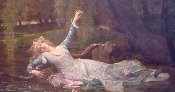 Alexandre Cabanel (1823-1889) est un artiste peintre français, considéré comme l'un des grands peintres académiques d...