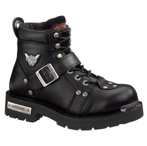 Harley-Davidson Men's Brake Buckle Boot,Black,9 M - http://authenticboots.com/harley-davidson-mens-brake-buckle-bootblack9-m/