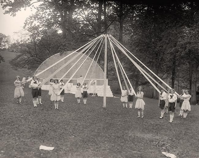 Sweet Briar College | Sweet Briar College. May Day Exercises