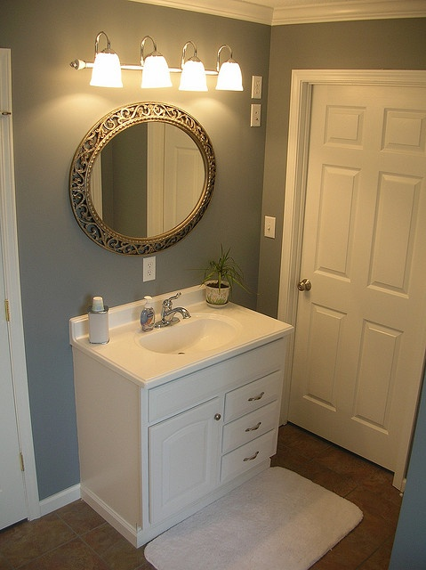 steely Gray by Sherwin Williams