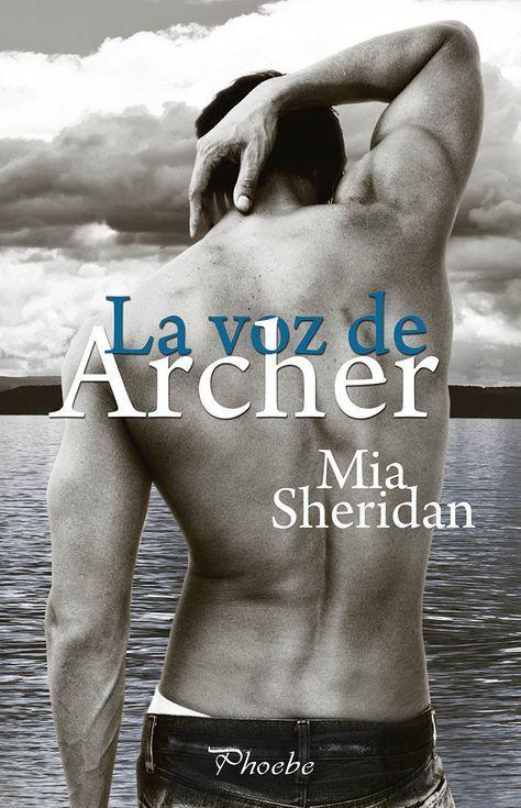 P R O M E S A S   D E   A M O R: Reseña | La voz de Archer, Mia Sheridan