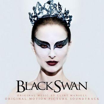 Black Swan Soundtrack Cover Art #timfain #natalieportman #ballet #blackswan #film #movies #violin #music #classical
