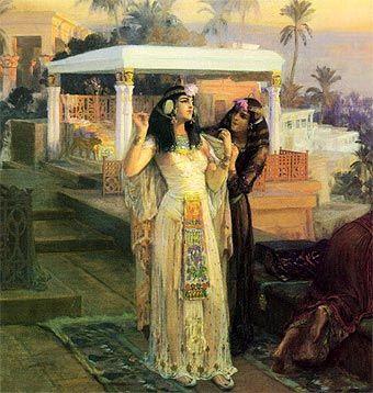 Ecofeminismo, decrecimiento y alternativas al desarrollo: Cleopatra (Cleopatra VII