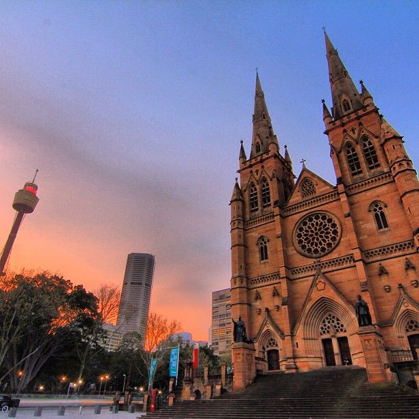 St. Marys Cathedral #Sydney #Australia by junyi0812 (instagram)