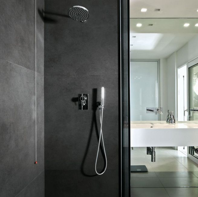 Kreatív épített zuhany : Kerlite by Cotto d'Este