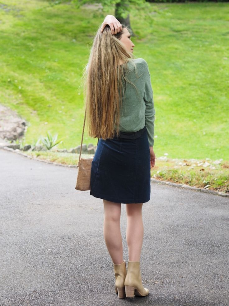 Fair, Eco & Vegan Outfit: Spring Time in the Gardens