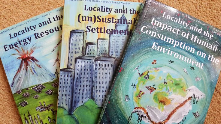 Geographical Locality Studies: Value pack of three issues. We give away this pack of books for a donation of your choice. The amount you pay for this product will help us maintain the GLS journal and give further opportunities to students for them to publish their articles with us free of charge.