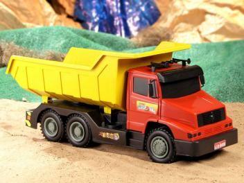 Caminhão Caçamba Fire Wheels - Lider Brinquedos 393