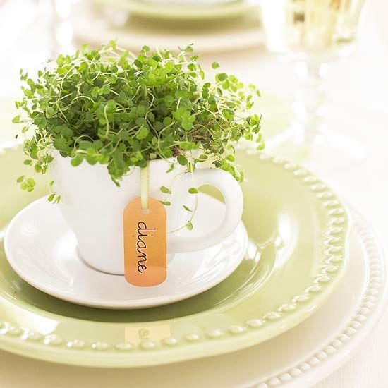 Love this as tea party favors!
