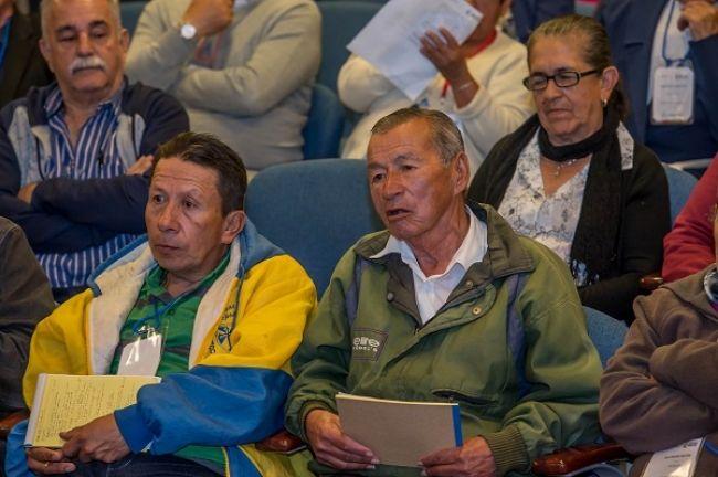 En Colombia hay 701.659 personas mayores víctimas del conflicto