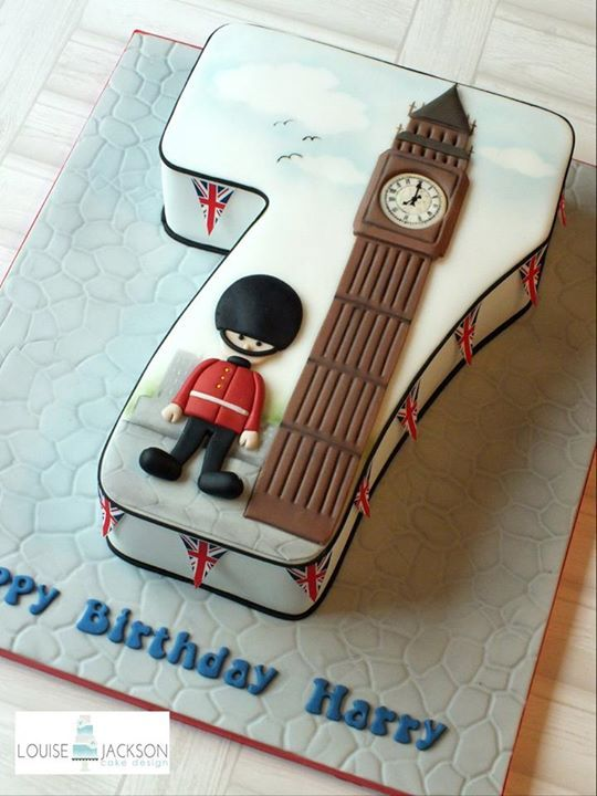 Louise Jackson Cake Design