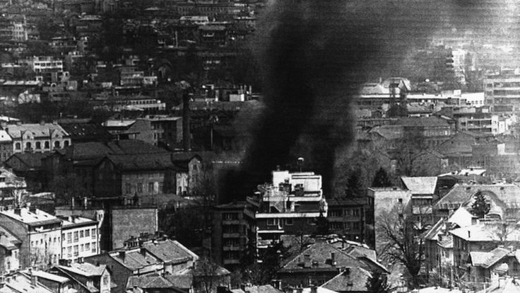 20 Years Later: Bosnia Still Faces Ethnic Divides  NPR Podcast on the story of Sarajevo