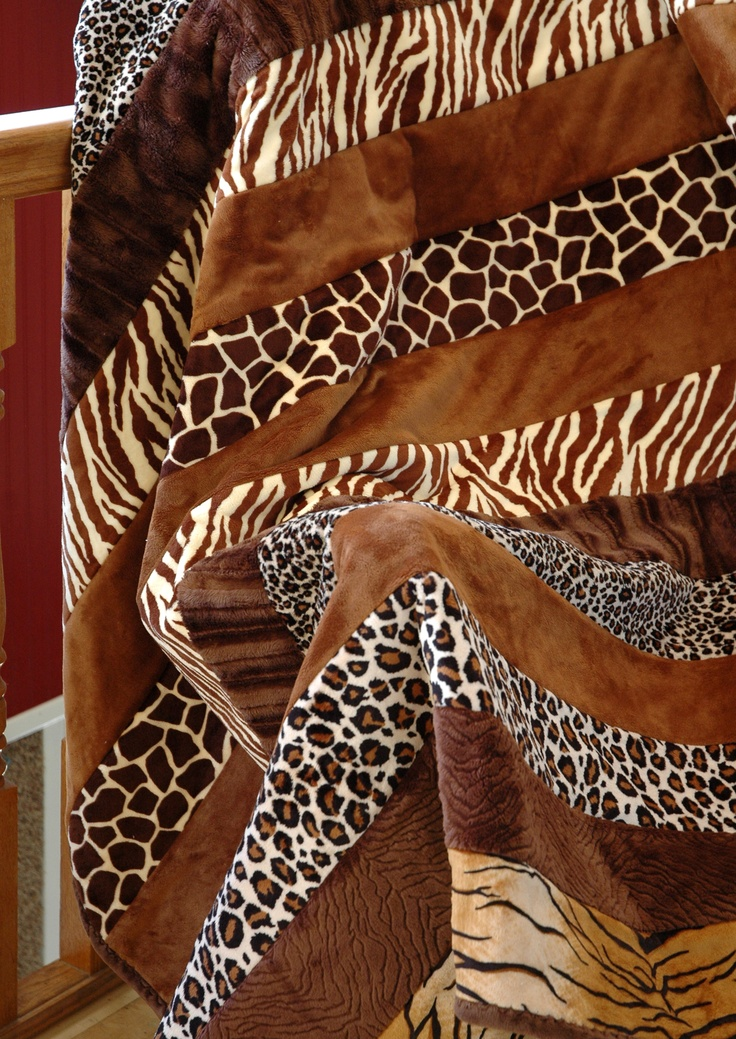 83 best Safari Quilts images on Pinterest   Quilting projects ... : animal print quilt patterns - Adamdwight.com