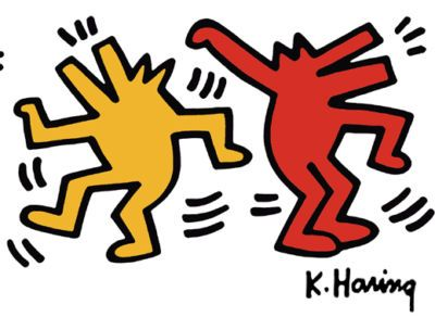 Berühmt 343 best Keith Haring images on Pinterest | Keith haring, Keith  KB33