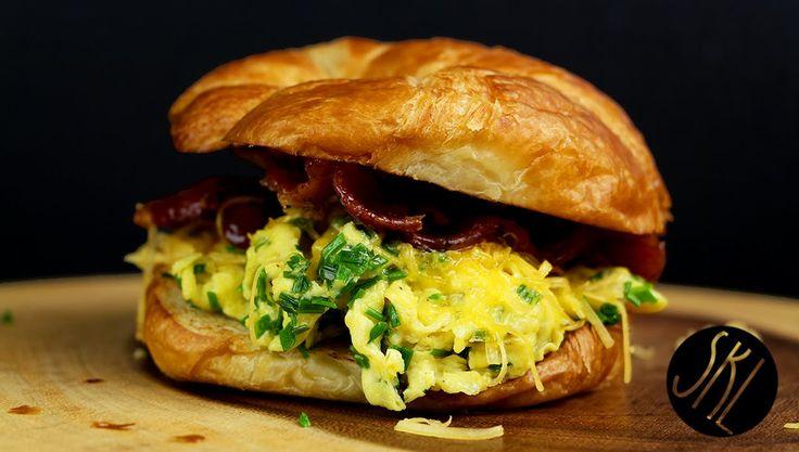 Eggslut Sandwich (Fairfax Inspired)