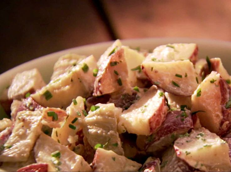 Paula Deen Old Fashioned Potato Salad Recipe