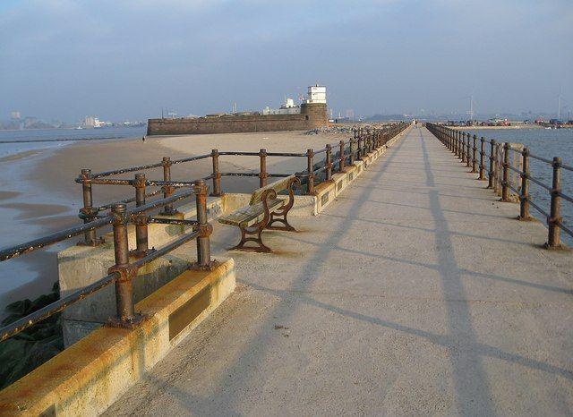 New Brighton Promenade - Wirral
