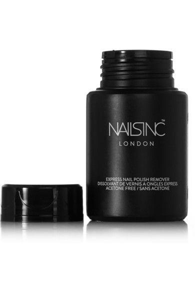 Nails inc - Express Nail Polish Remover Pot - Colorless