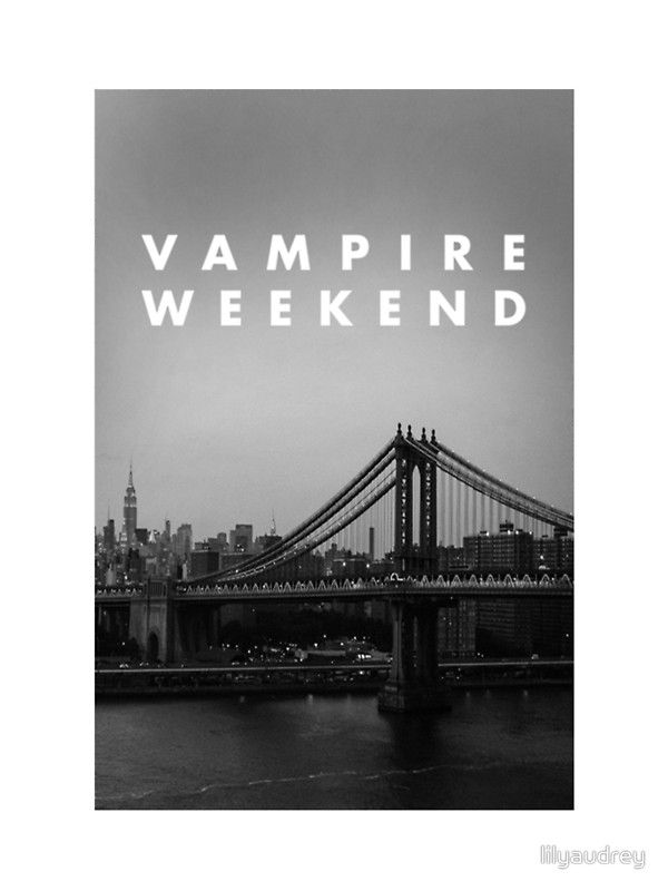 Vampire Weekend Nyc By Lilyaudrey