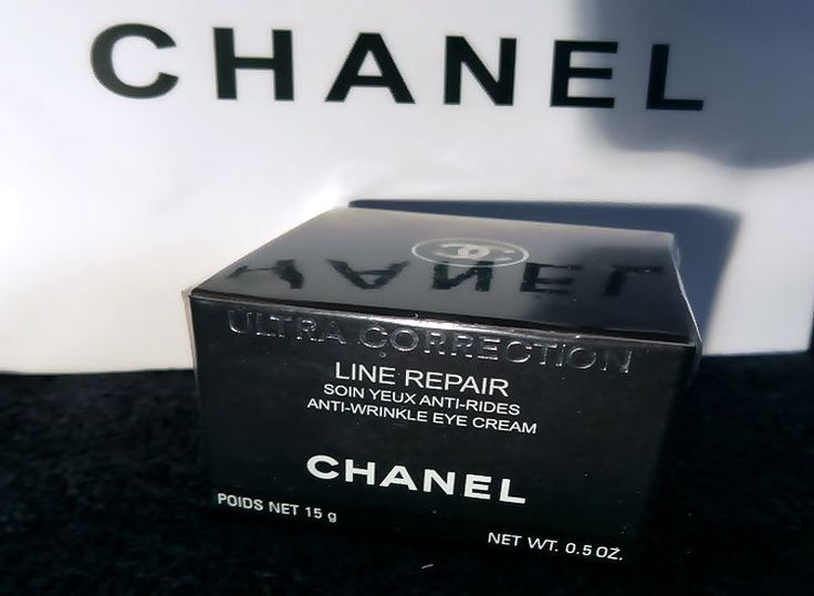 Chanel Ultra Correction Line Repair Anti-Wrinkle Eye Cream (15g / 0.5oz) #CHANEL
