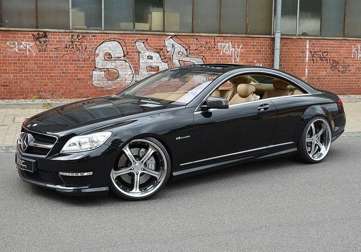 Mercedes Benz CL63 AMG on MEC Design Wheels (8)