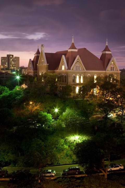Texas State University. Took a tour of this campus and would recommend it to anyone. There is a lot to be seen!
