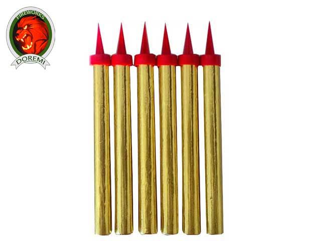 Chinese Fireworks Supplier for Christmas, New Year, Wedding Party: 45S 12CM Stick Birthday Cake Candle Fireworks
